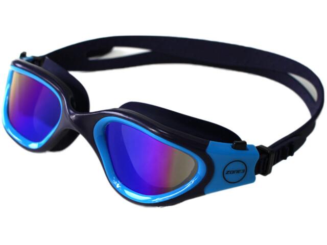 Zone3 Vapour Lunettes de natation Polarized, polarized lens-navy/blue